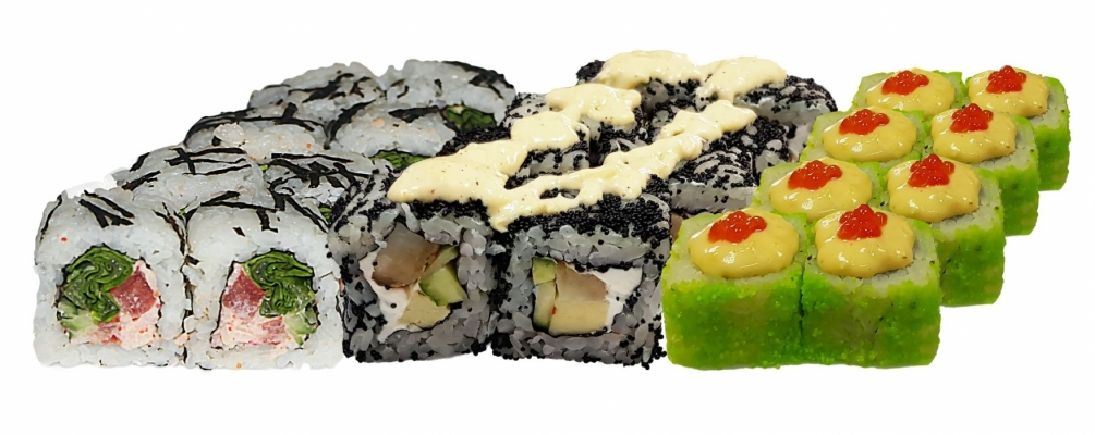 Суши бум (24 шт.)